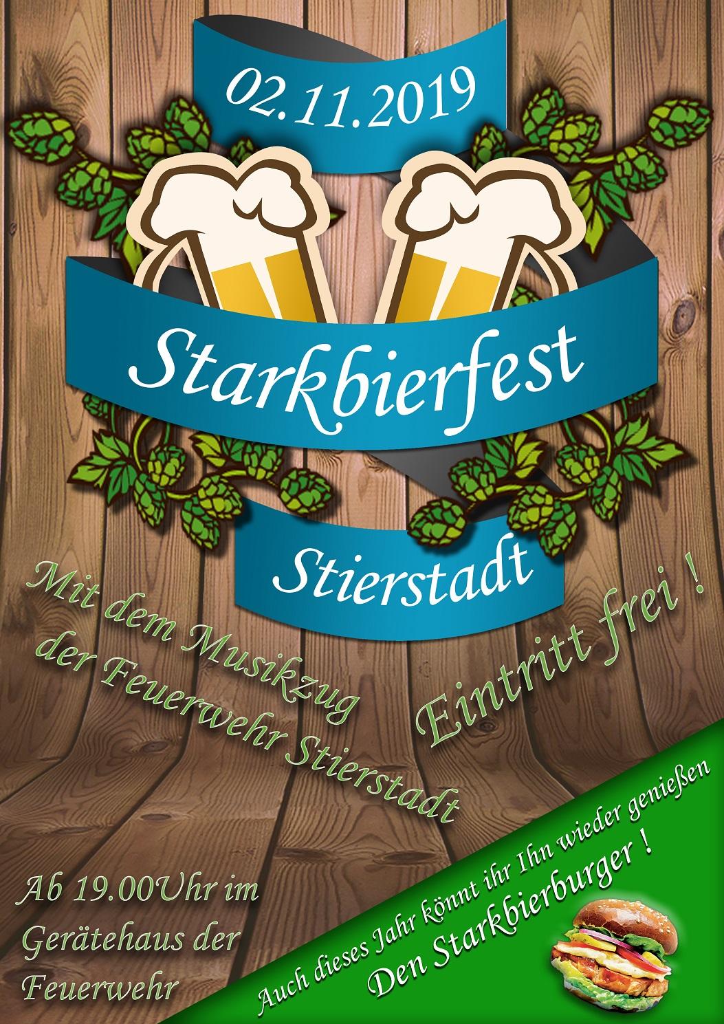 Starkbierfest 2019
