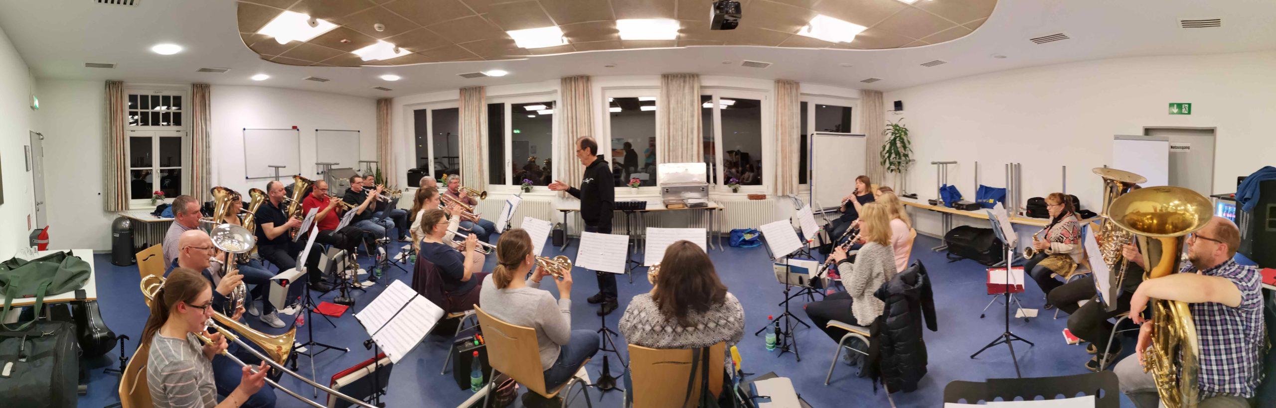 Musikzug - PWE2020 2